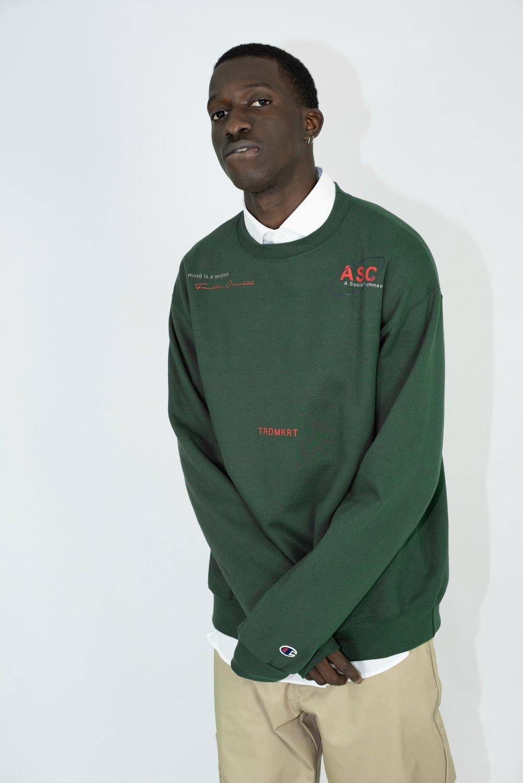 Trademarket ™️ - Sweatshirt - A Mind Is A Weapon Front.jpg