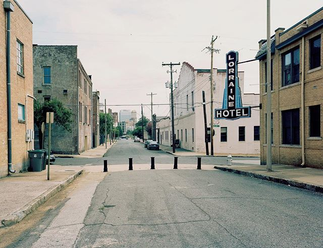 """The Lorraine Motel - Mulberry Street, in downtown Memphis Martin Luther King Jr. - """"Darkness cannot drive out darkness; only light can do that. Hate cannot drive out hate; only love can do that."""""""