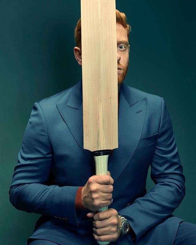 Jonny Bairstow  The son of the former England wicketkeeper David Bairstow, is a combative wicketkeeper-batsman who has become a cricketer to be reckoned with.