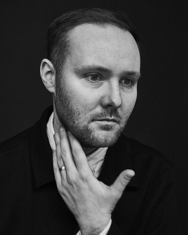 Jon Clarke, composer.