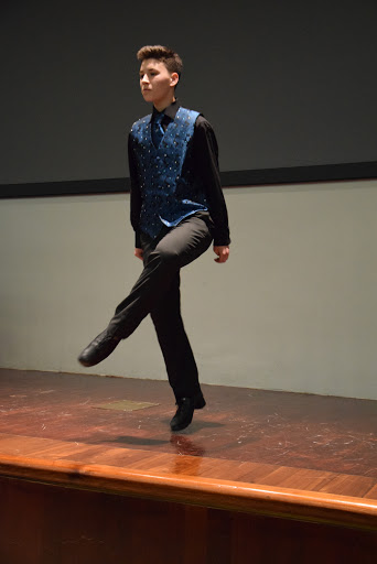 Brendan from the Niall O'Leary School of Irish Dance