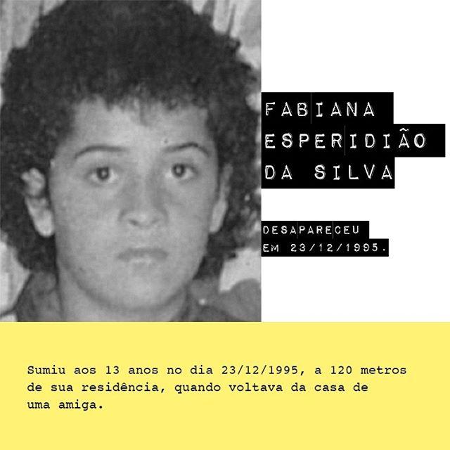 Fabiana Esperidião da Silva - @fabiana.esperidiao.