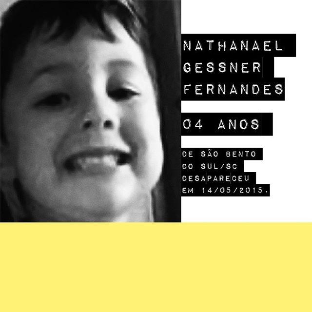 Nathanael Gessner Fernandes - 4 anos / @nathanaelgess