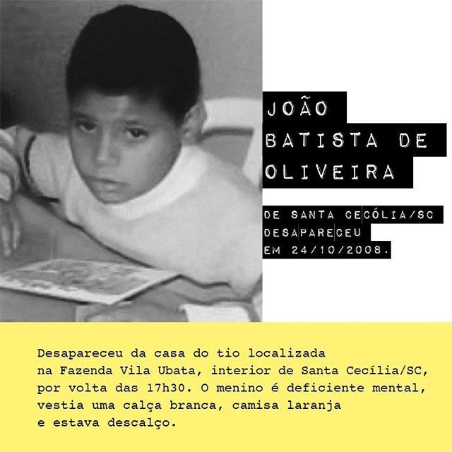 João Batista de Oliveira / @joao.batista.oliveira