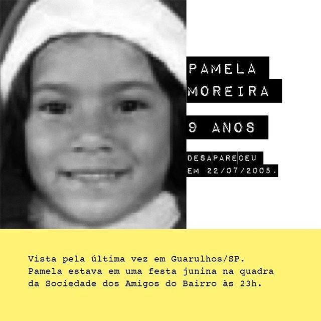Pamela Moreira - 9 anos / @pamela.mom