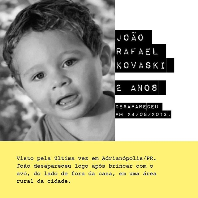 João Rafael Kovaski - 2 anos / @rafa.kovaski