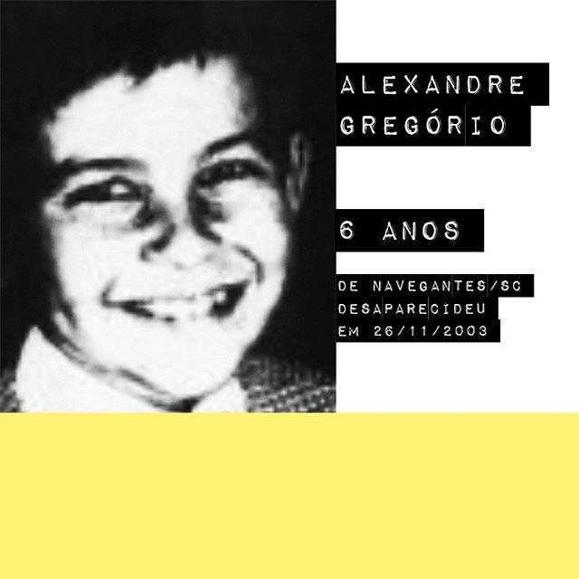 Alexandre Gregório - 6 anos / @alexandre.greg77