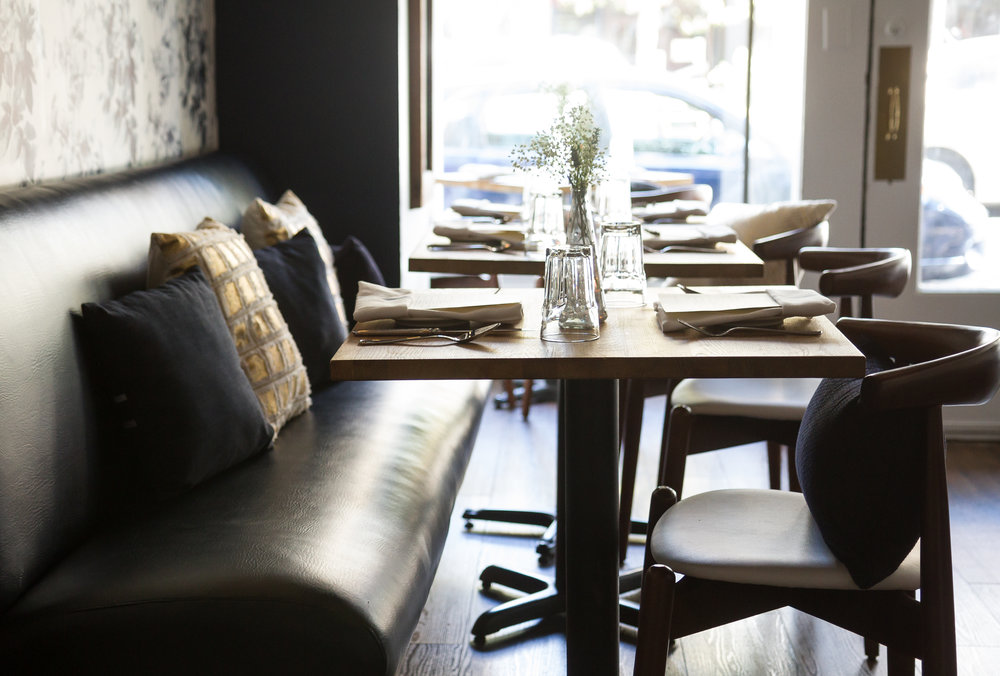 A Chef Owned And Operated Restaurant Eden Hill Seats 24 Diners For Seasonal Avant Garde New American Cuisine In Upper Queen Anne