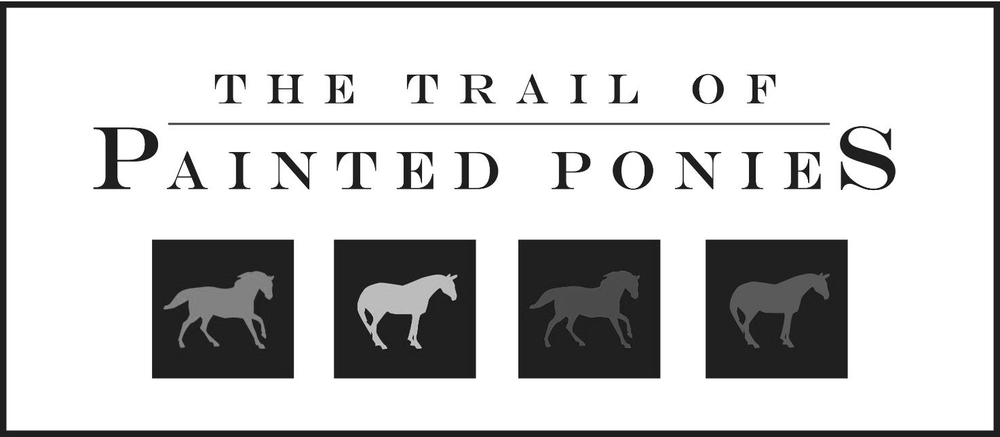 The Trail of Painted Ponies