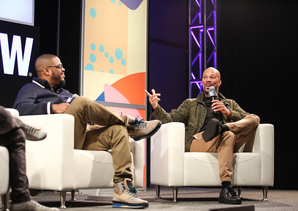 COMMON AT SXSW 2018