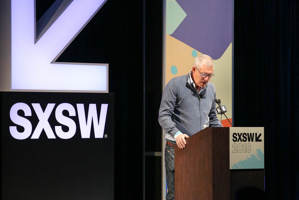 LYOR COHEN AT SXSW 2018