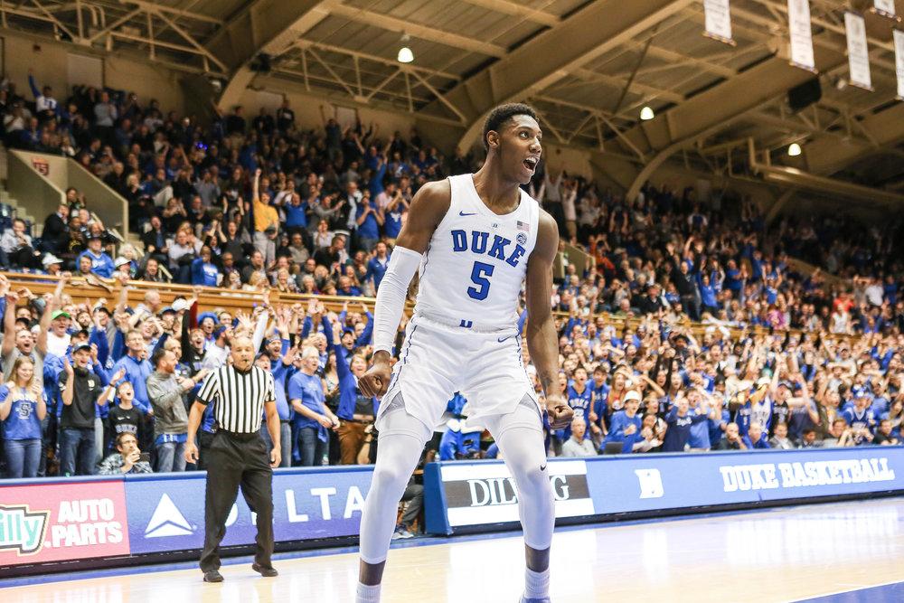 RJ Barrett :: Duke Men's Basketball NCAA :: Keenan Hairston.jpg