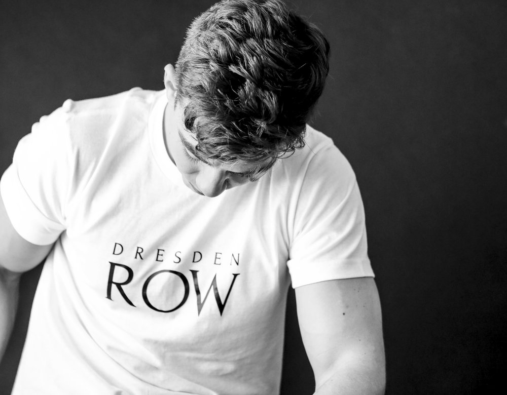 Brad Brownfield in Dresden Row T-Shirt :: Photo by Keenan Hairston.jpg