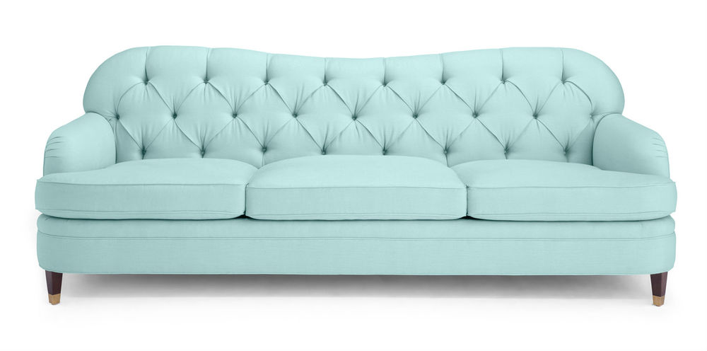 Again, kate spade, you're awesome for letting me use this photo. kate spade drake tufted sofa.
