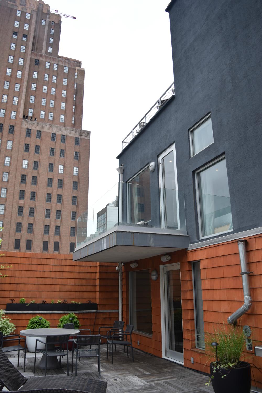 Lispenard Street Terrace