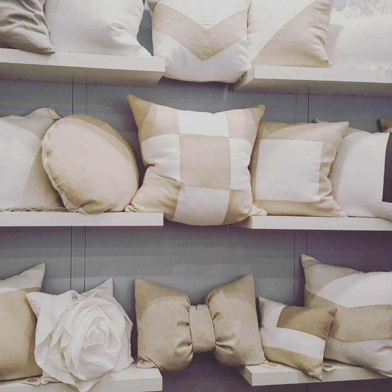 Totally in love with these pillows from KL Design Ireland