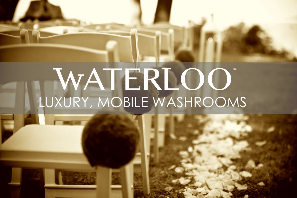 Waterloo Washrooms Launches Mobile  Luxury Restroom Services in Tampa  Florida. Waterloo