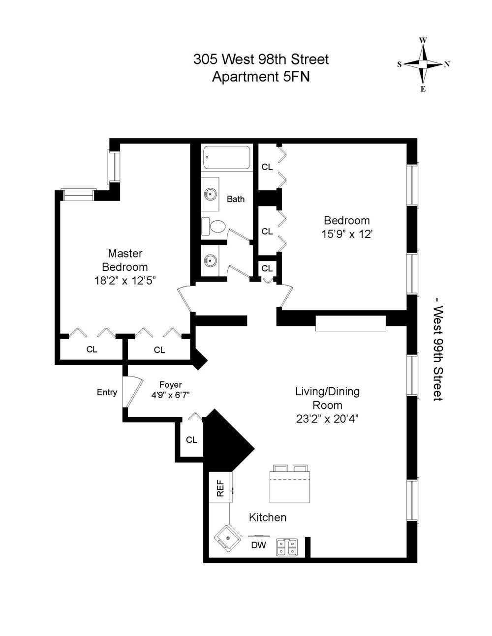 FLOOR PLAN_305 WEST 98TH STREET 5FN.jpg