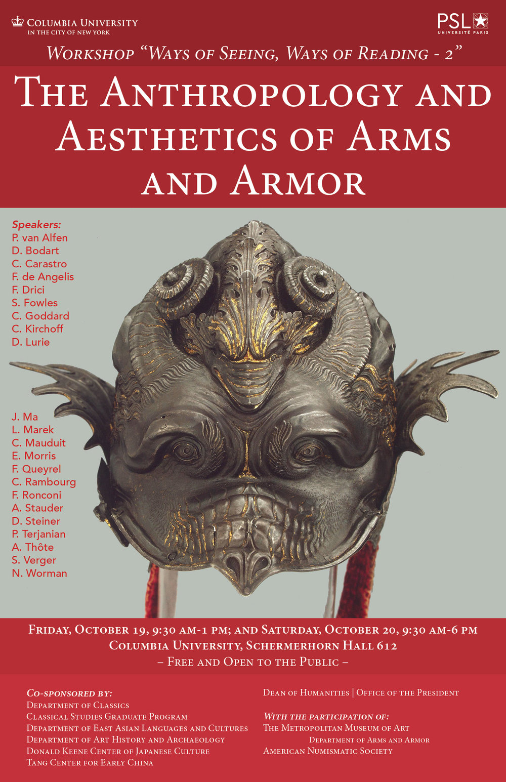 Arms and Armor - Poster.jpg