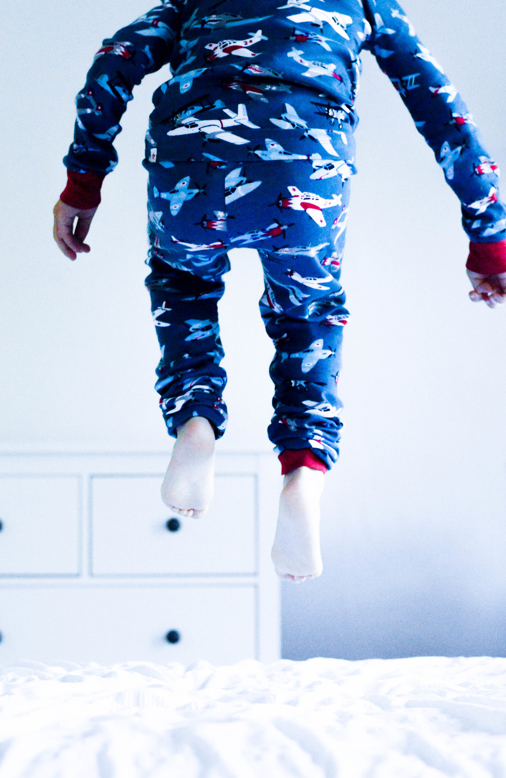 Gorgeous Hatley Pyjamas, perfect for jumping on the bed.