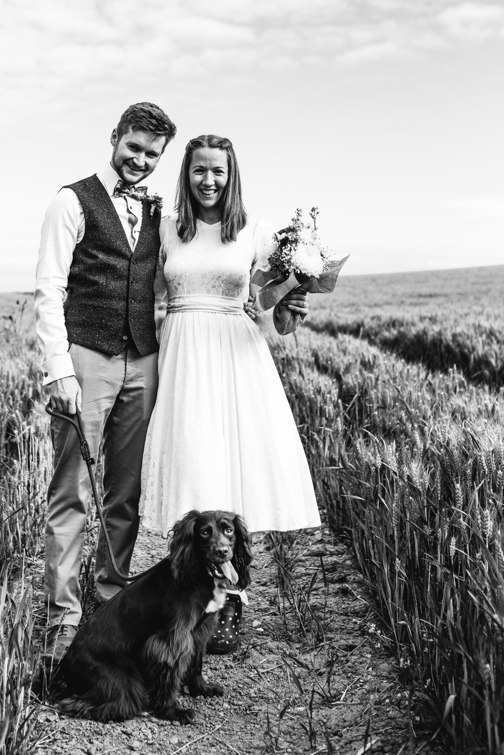 Rosedew Farm | Wedding Photography | South Wales | Our Beautiful Adventure