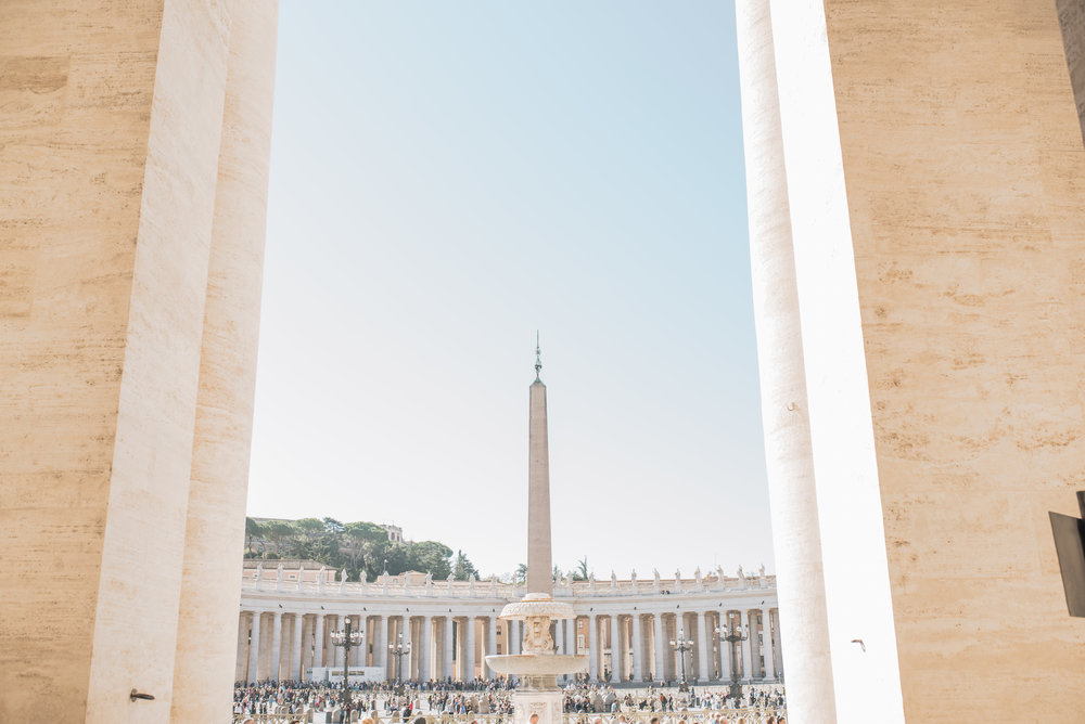 Exploring Rome. Click the Image to read more about our Travels.