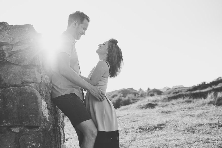 Engagement Photo Shoot- Oxwich, Gower - Our Beautiful Adventure Photography - South Wales Wedding Photographer