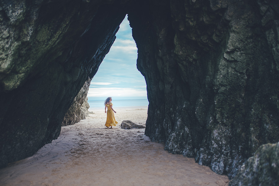 The Travelling Mustard - Travelling dress project - Our Beautiful Adventure Photography