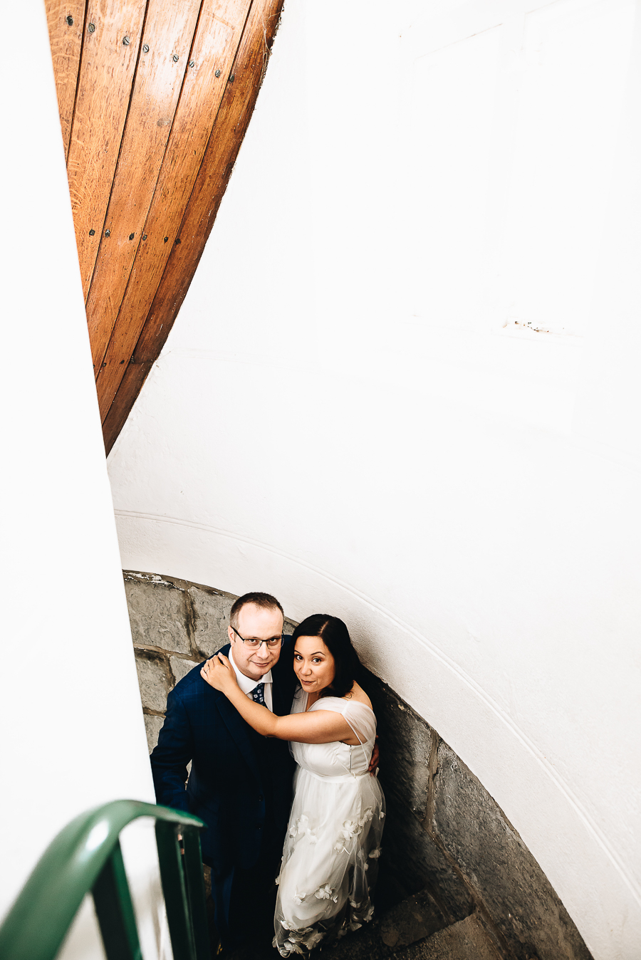 A Nash Point Lighthouse Wedding - Swansea and South Wales Wedding Photographer - Our Beautiful Adventure Photography