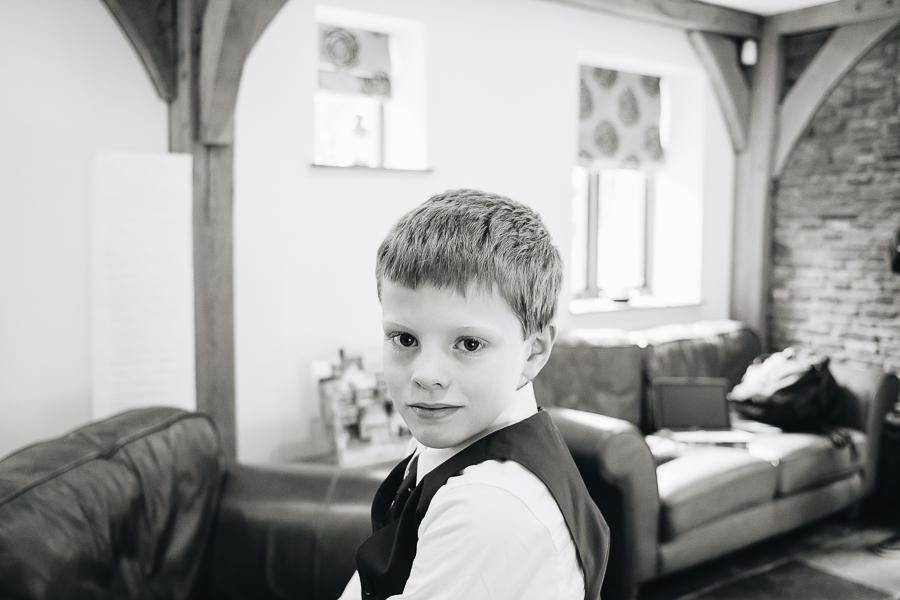 A Fairyhill Wedding - Gower, Swansea - Our Beautiful Adventure Photography - Groomsmen Preparations