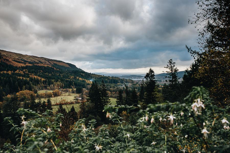 Benmore Botanic Gardens Blog - Visit Scotland - Our Beautiful Adventure
