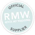"You can find me over on ""The List"" at Rock My Wedding."
