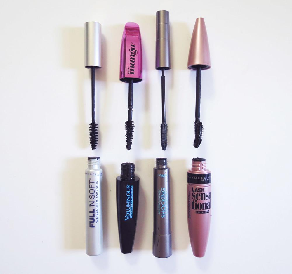 True Life: I Only Wear Drugstore Mascaras — Beauty by Kelsey