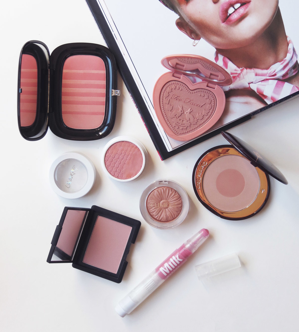 The Neutral Blush Edit (Take 2) — Beauty by Kelsey