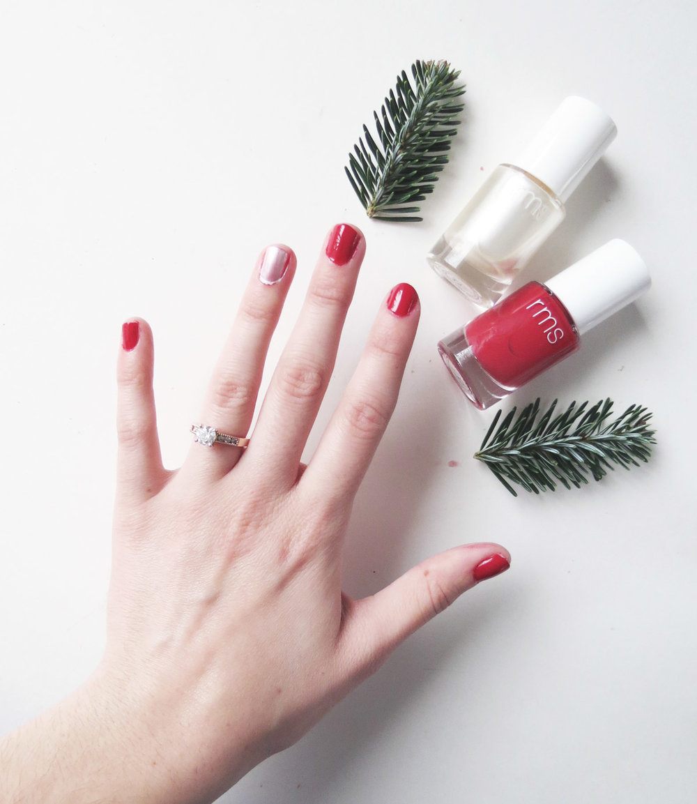 Christmas Nails + 2017 Plans — Beauty by Kelsey