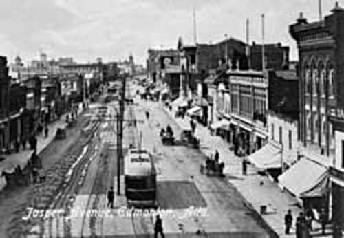 Historic Jasper Ave