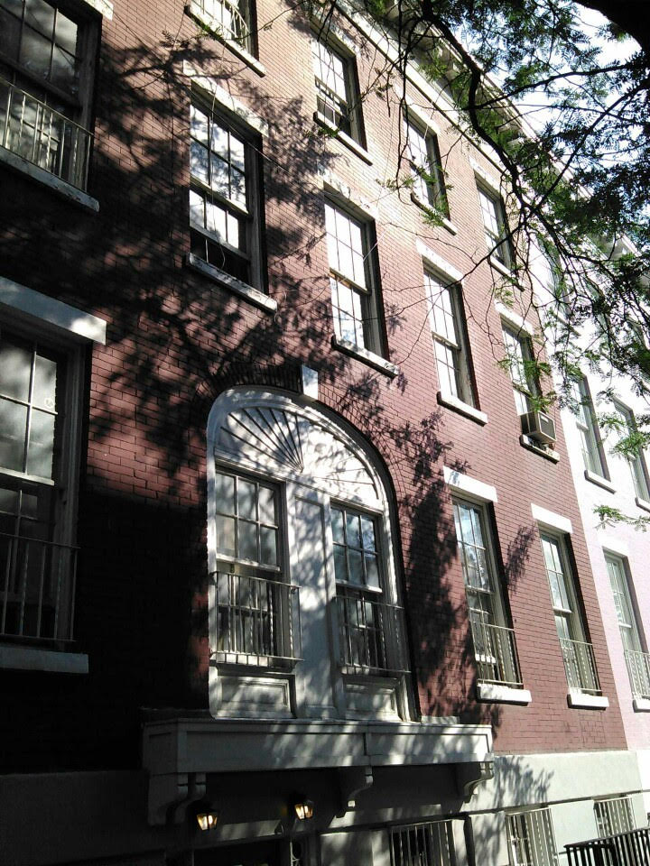 94 MacDougal St., which Dylan owned in the 1970s.