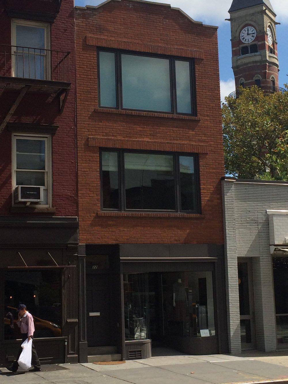 22 Greenwich Avenue, 2016