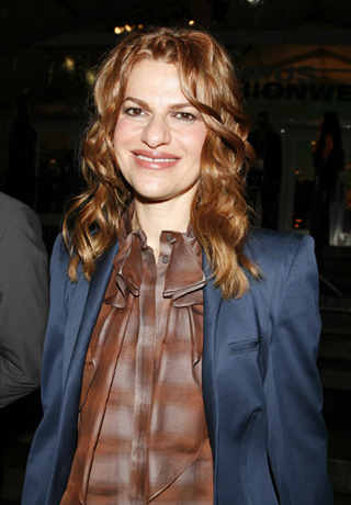 Comedian, singer, actress and author Sandra Bernhard