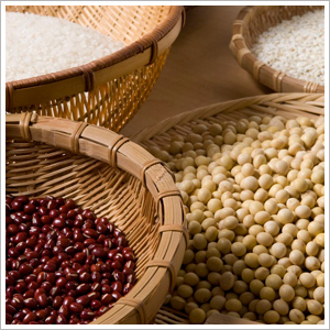 IQF Grains, Rices & Pulses