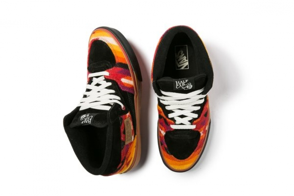Nibwaakaawin x Pendleton x Vans 2015 All Nations Skate Jam Collection