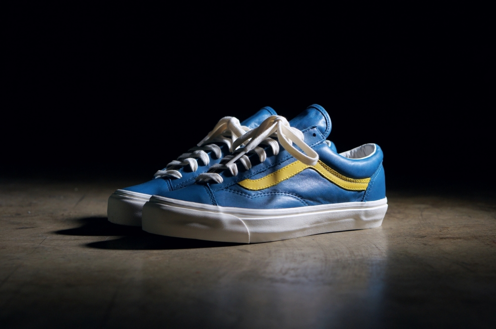 Vans Vault OG Style 36 LX Premium Leather