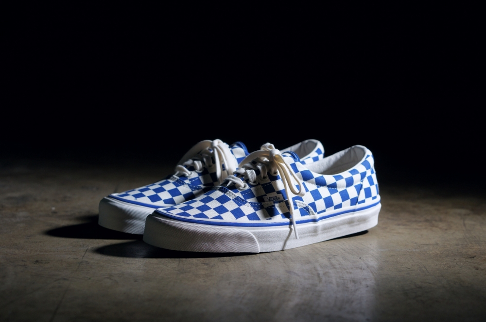 vans og era lx checkerboard