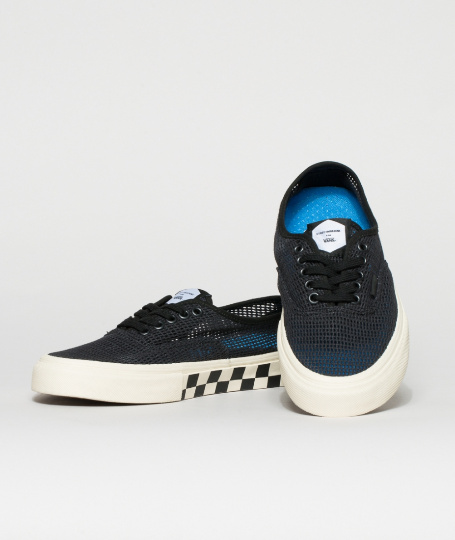 Streetmachine for Vans Syndicate | 'The Copenhagen Session' AV Classic and Authentic