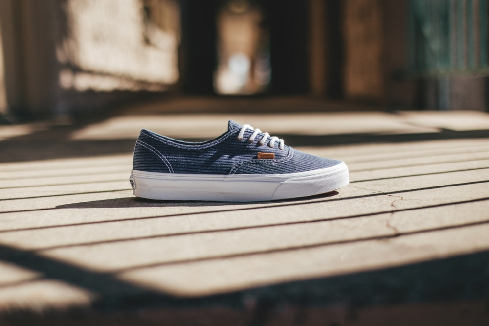 Vans CA Authentic Washed Herringbone Pack