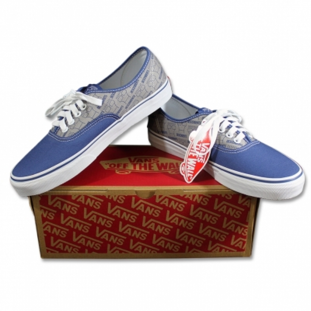 The Descendents x Vans