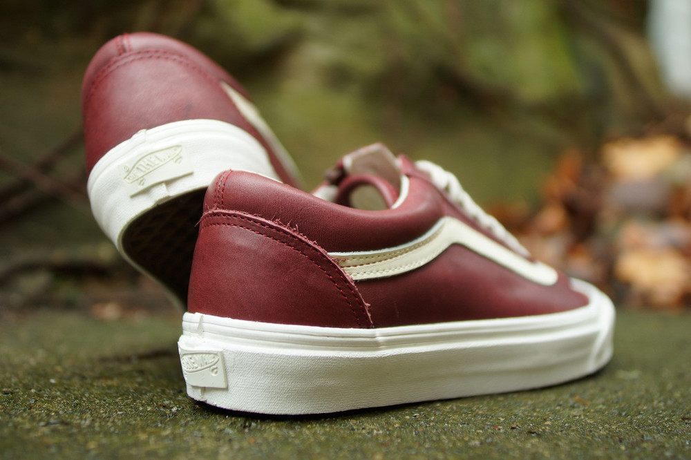 Vans Vault Old Skool Zip LX