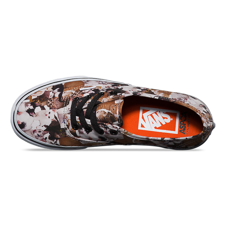 "ASPCA x Vans ""Kittens & Puppies"""