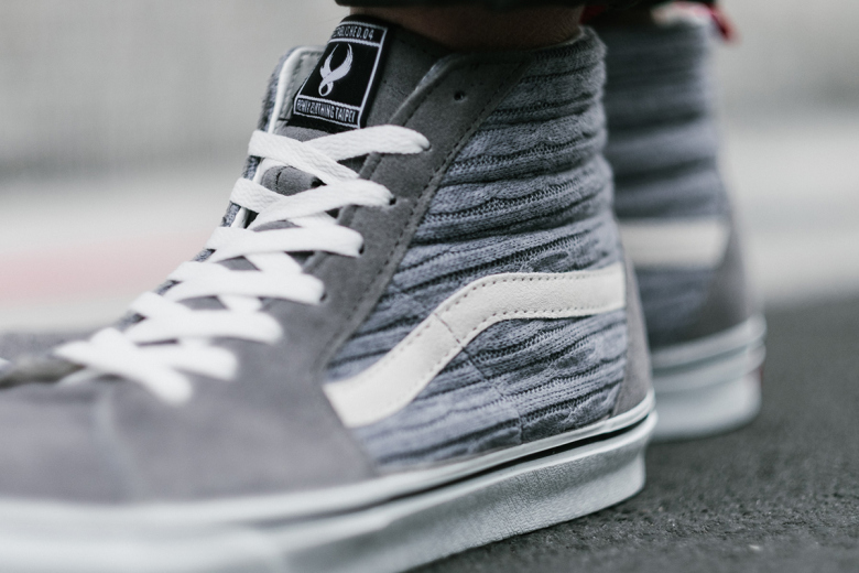 Remix Taipei x Vans 10th Anniversary Capsule Collection