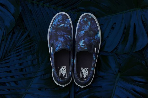 "White Mountaineering x Vans Slip-On JP ""Hummingbird"""